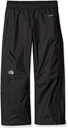db12f367 The North Face Youth Resolve Pant Black W/Reflective M: Amazon.ca ...