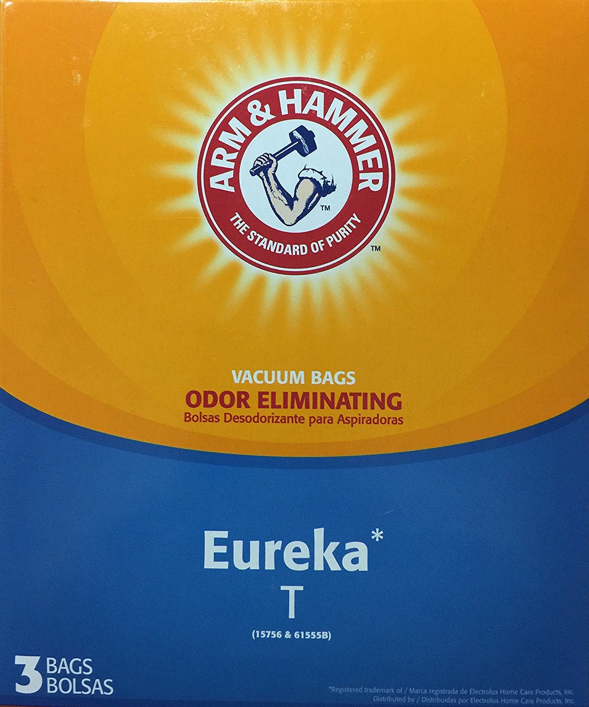 Arm & Hammer Eureka Style T Standard Allergen Vacuum Bags, None