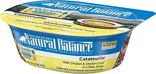 Natural Balance Delectable Delights Wet Cat Food