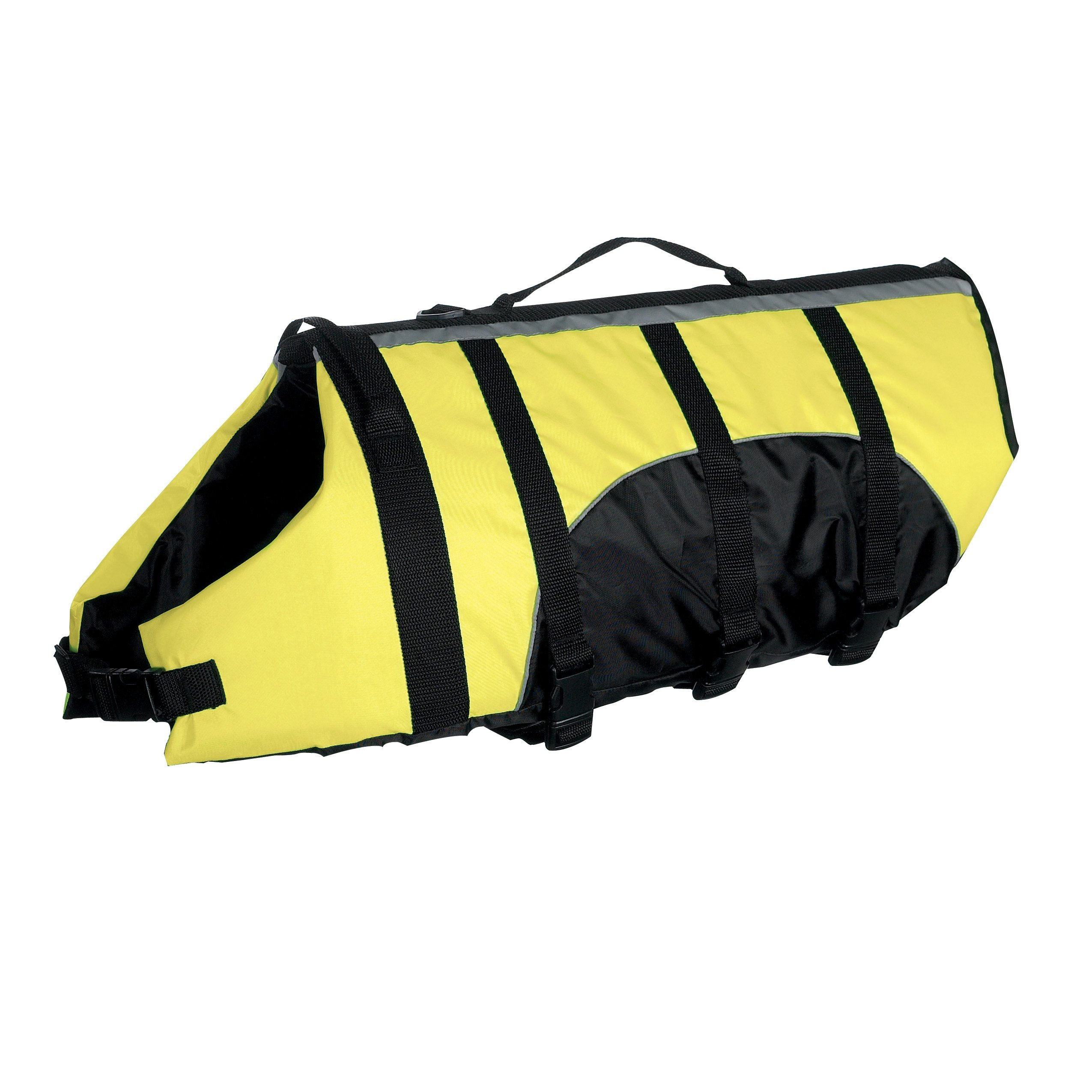Guardian Gear Aquatic Preserver for Dogs, 24'' XL, Yellow