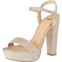 Novo Women's High Heel Strappy Sandal
