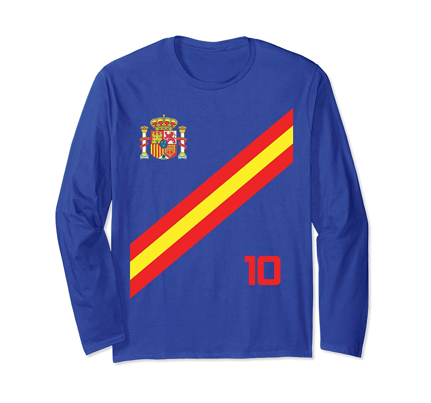 Amazon.com: Spain Soccer Jersey Shirt World Futbol Cup Espana Barca: Clothing