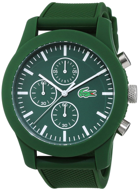 29e14a37a08c Lacoste 12.12 2010822 - Reloj cuarzo japonés unisex  Lacoste   Amazon.com.mx  Relojes