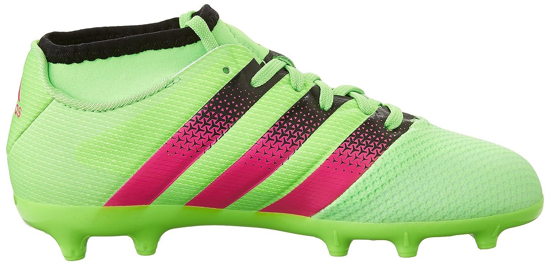 1eb3e40bc adidas Boys  ACE 16.3 Primemesh FG AG Soccer Shoes  Amazon.ca  Shoes    Handbags