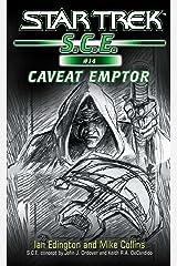 Star Trek: Caveat Emptor (Star Trek: Starfleet Corps of Engineers Book 14) Kindle Edition