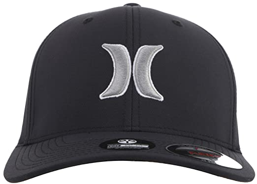 8db9c9499cf czech hurley dri fit outline 2.0 mens hat black s m 50368 fefcf