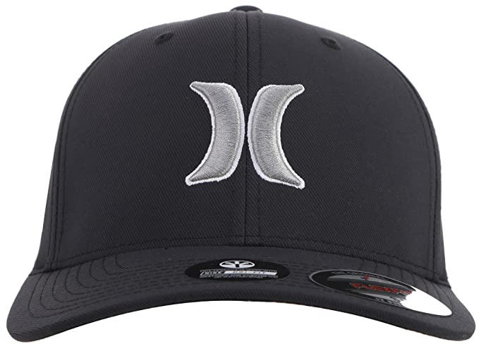 buy popular eaa8f 027ff HURLEY Dri-FIT Outline 2.0 Mens Hat, Black, S M
