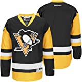 Pittsburgh Penguins 2014 Alternate Third Black Premier Jersey