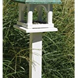 Lazy Hill Farm Designs 999139 Medium White Post Solid Cellular Vinyl, 4-Inch Square by 96-Inch Tall