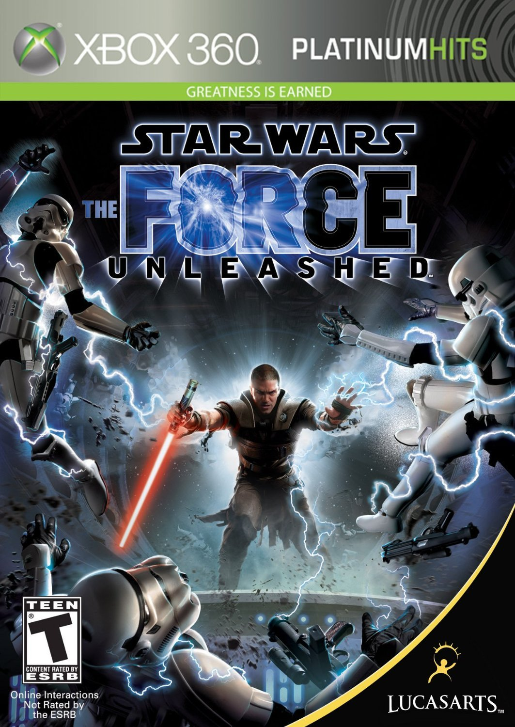 LucasArts Star Wars - Juego (Xbox 360, ESP): Amazon.es ...