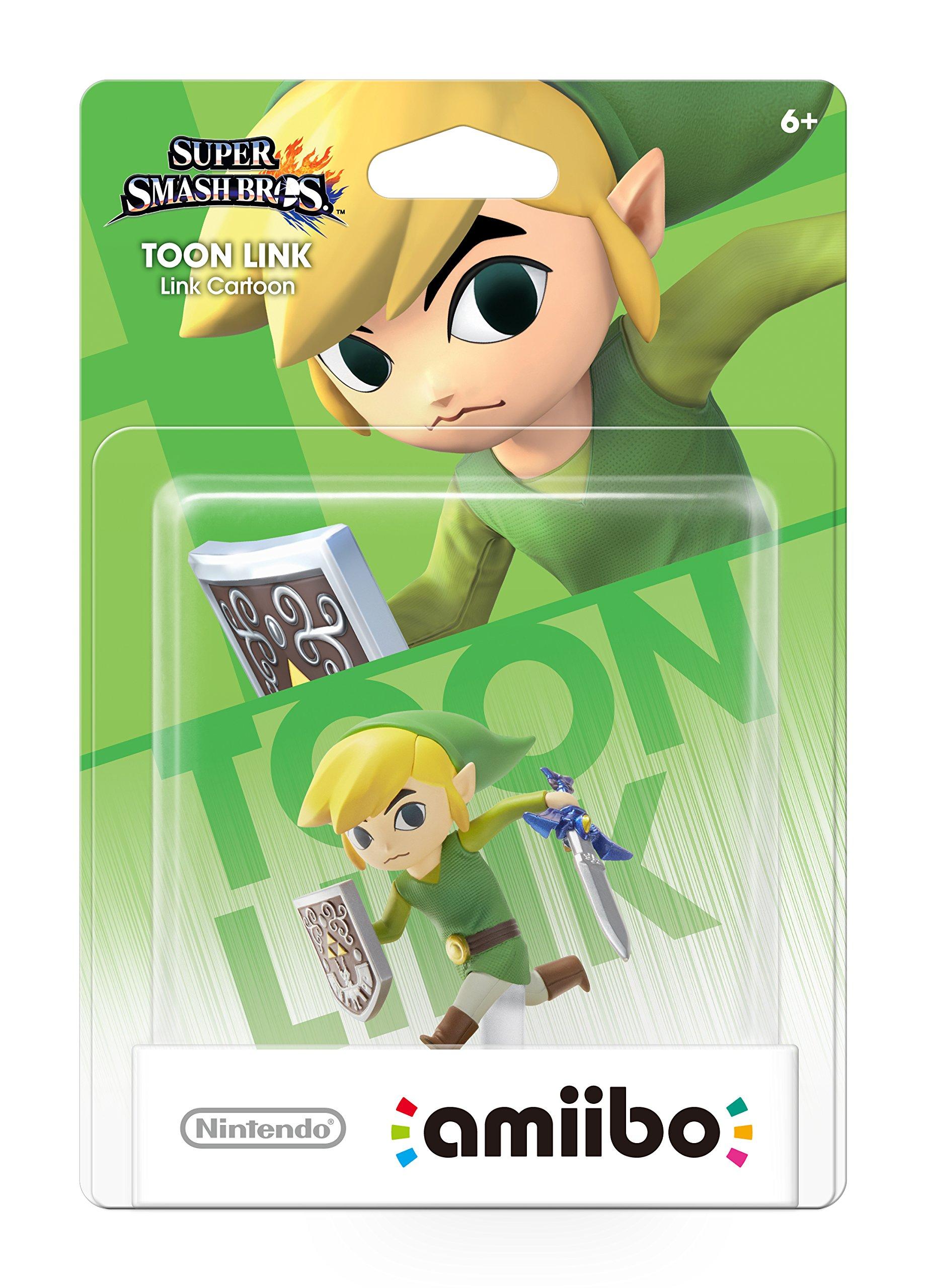 Toon Link amiibo (Super Smash Bros Series) by Nintendo (Image #2)