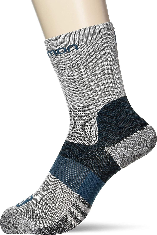 Salomon 1 Paar Leichte Unisex-Socken L40276200 Outpath Mid