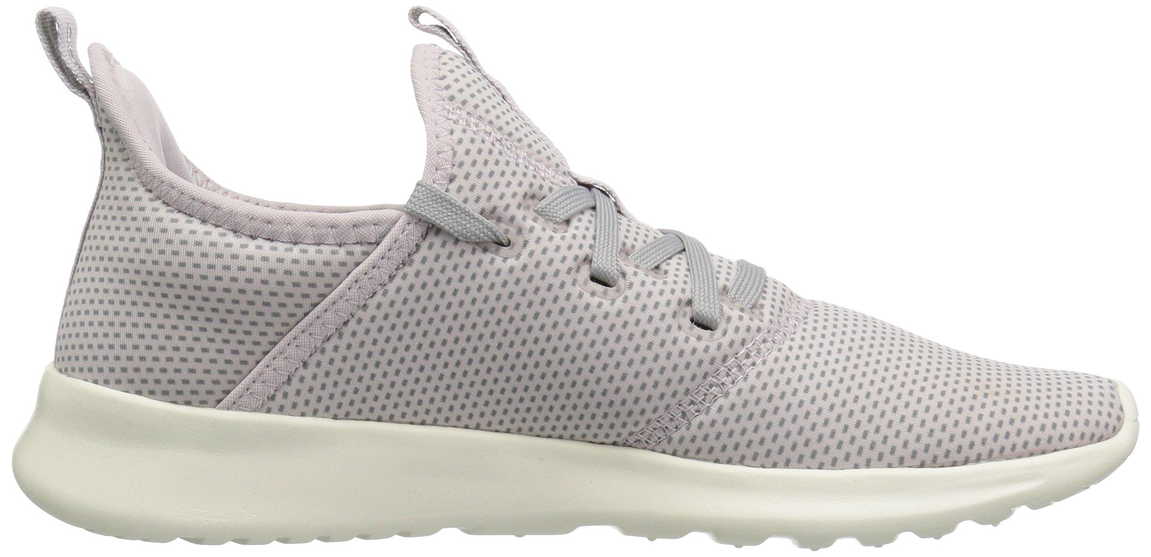 adidas Performance Women's Cloudfoam Pure Running Shoe, Ice Purple/Grey/White, 5 M US by adidas (Image #6)