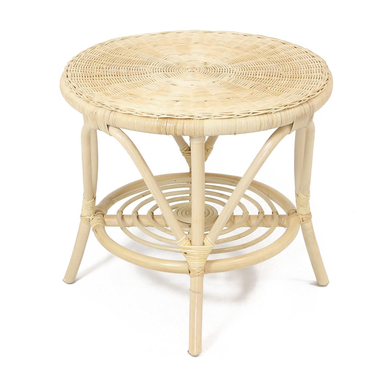 Rattan-Tisch: Amazon.de: Garten