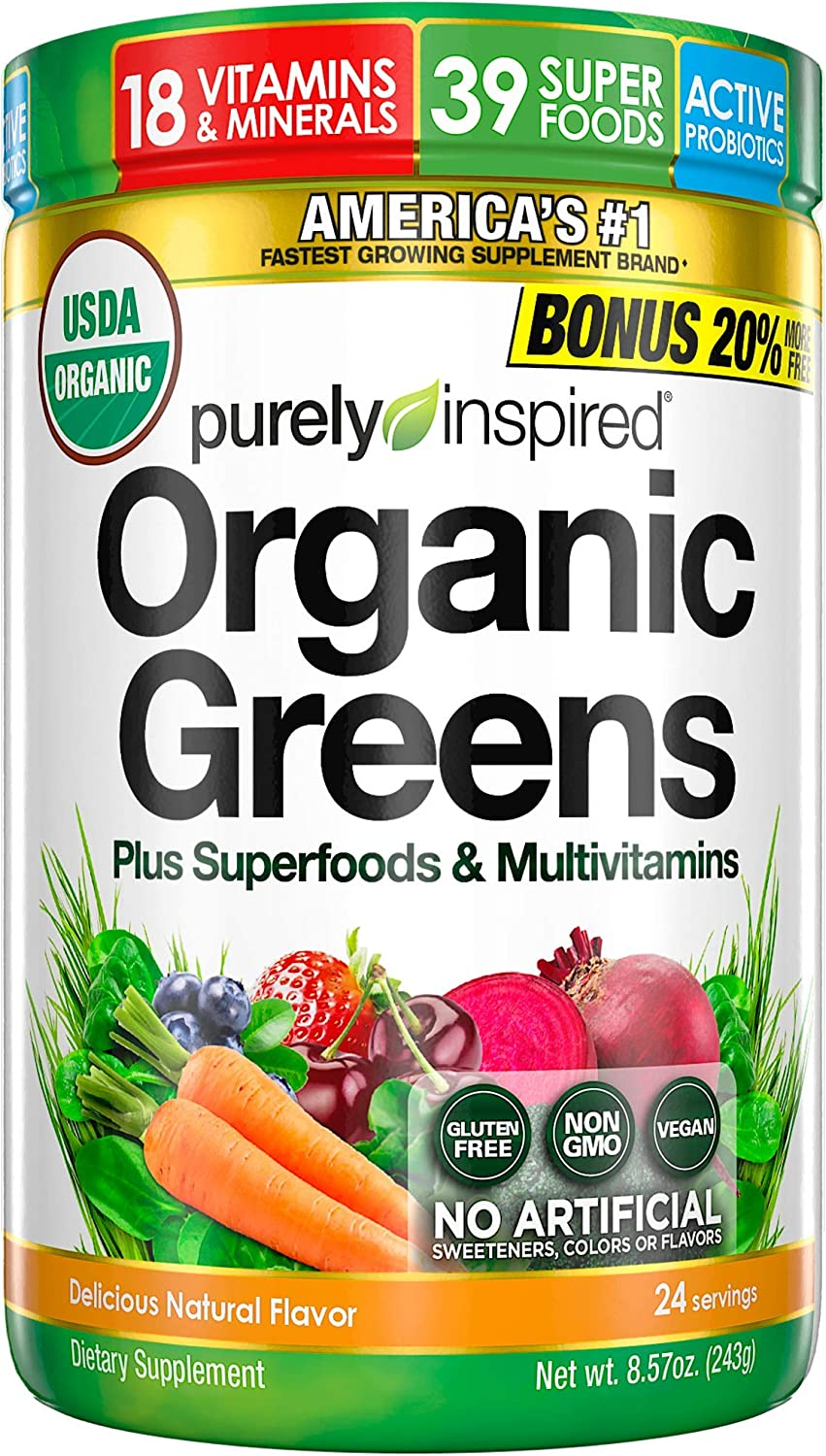 Purely Inspired Organic Protein Review - Is Plant Whey Worth Buying?