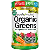 Purely Inspired Organic Super Greens Powder with
