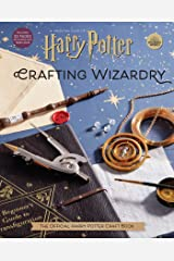 Harry Potter: Crafting Wizardry: The Official Harry Potter Craft Book (English Edition) Edición Kindle