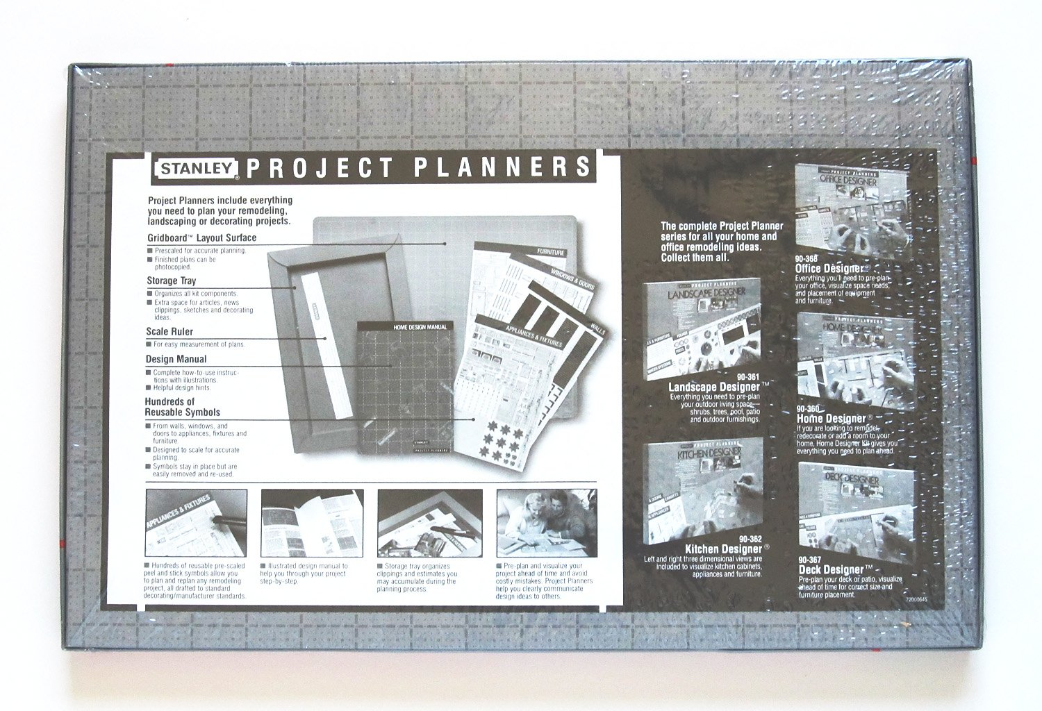 Amazon.com : Stanley Project Planner Home Designer : Other Products :  Office Products