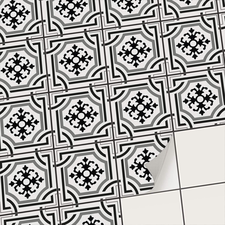 Creatisto Fliesenfolie Fliesenaufkleber Klebefolie Fliesen I I I Aufkleber Folie Sticker Fliesensticker Fliesenspiegel Küche renovieren Bad deko I 10x10 cm - Motiv Portugiesisch - 72 Stück B07KG6Y7GS Wandtattoos & Wandbilder 84c78c