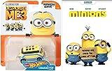 Minions Animated Movie & Hot Wheels Minion