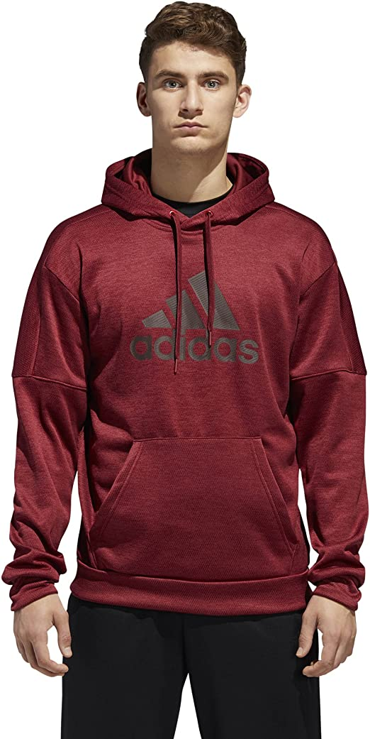 adidas Mens Athletics Team Issue Full-Zip Hoodie