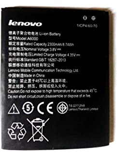 Easy Sales New Replacement Battery For Lenovo A6000 Lenovo A6000