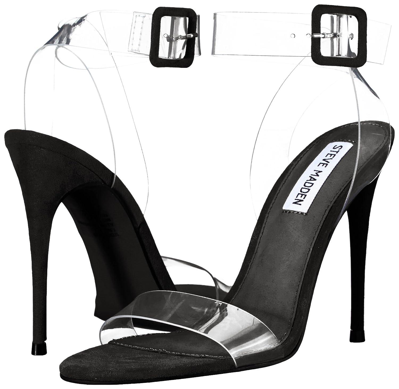 d4c9f0924d4 Amazon.com  Steve Madden Women s Seeme Heeled Sandal  Shoes