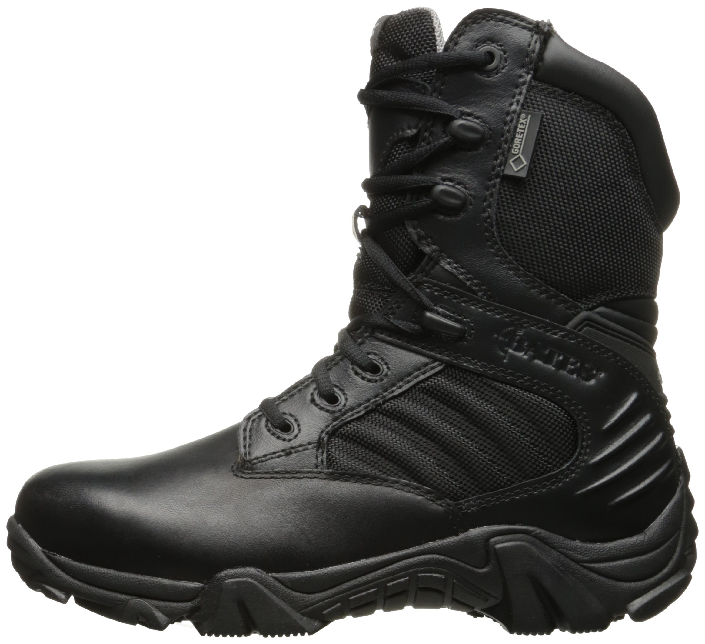 Bates Women's GX-8 Gore-Tex Insulated Side Zip Fire and Safety Shoe, Black, 9 M US by Bates (Image #5)