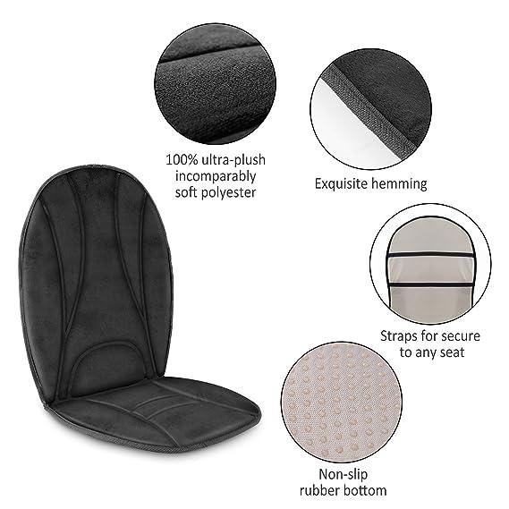 Amazon.com: COMFIER - Cojín calefactable para asiento de ...