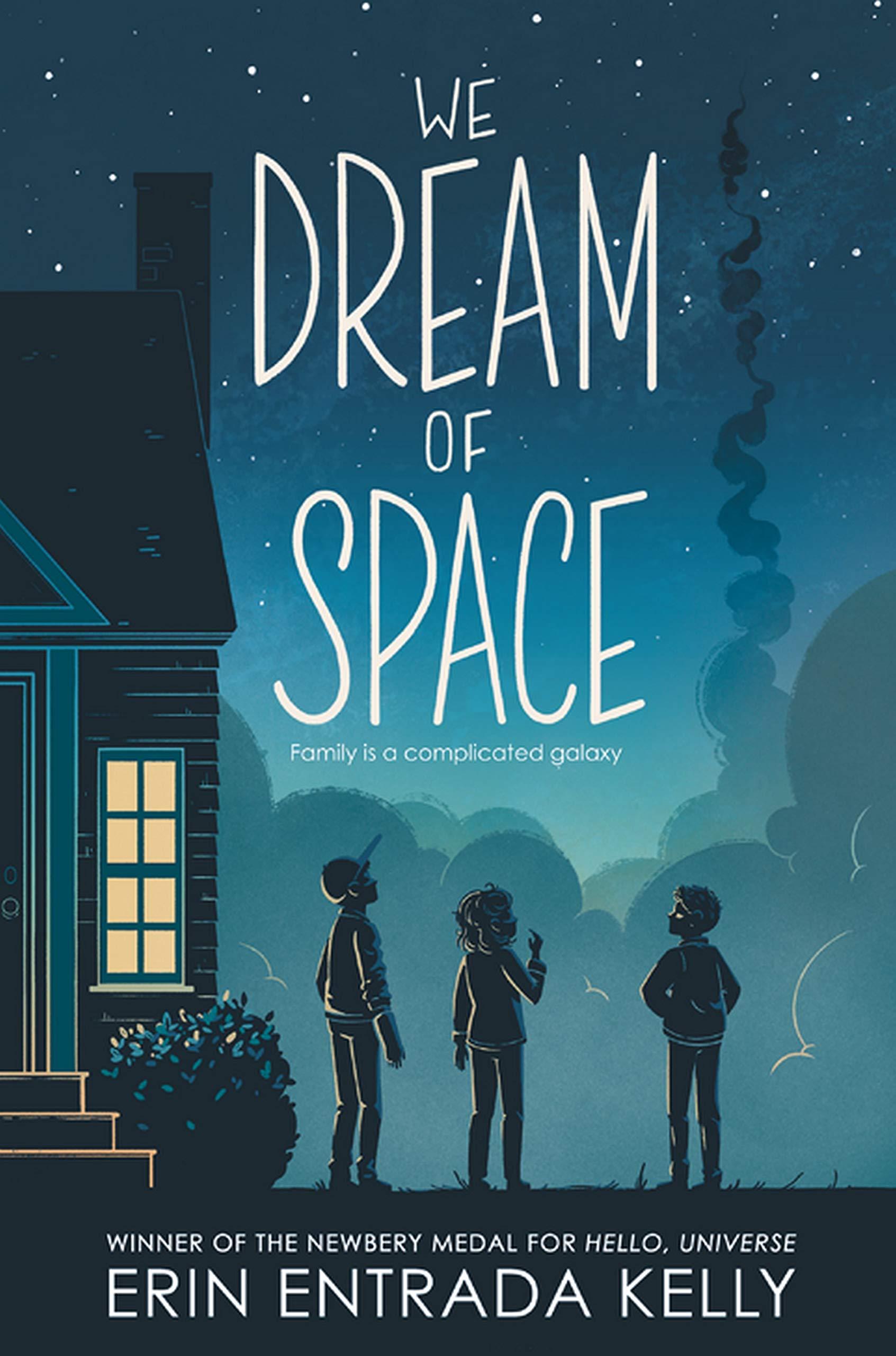 We Dream Of Space: 9780063057807: Amazon.com: Books