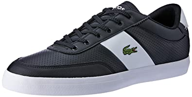 b09f0628e5 Lacoste Court-Master 119 2 CMA Baskets Homme: Amazon.fr: Chaussures ...