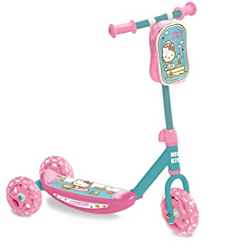 Mondo Hello Kitty - Patinete con 3 Ruedas 18276