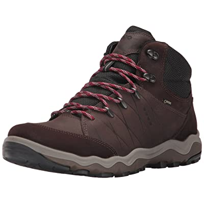 ECCO Men's Ulterra High Gore-Tex Backpacking Boot | Hiking Boots