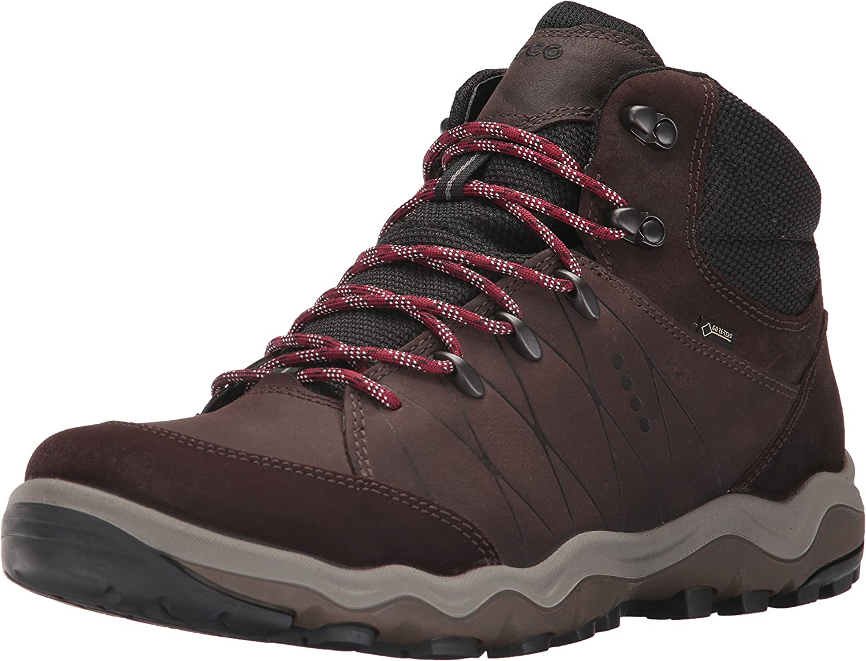 ECCO Men s Ulterra High Gore-Tex Backpacking Boot