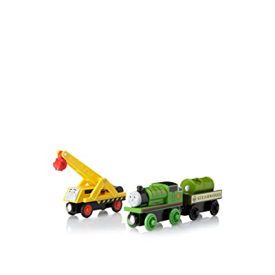 Thomas and Friends Wooden Railway - Biff Bash Bosh: Toys & Games