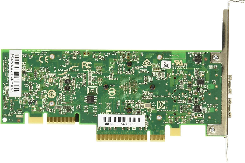 Solarflare Dual Port 25Gb X2522 Ethernet PciE Network Adaptor