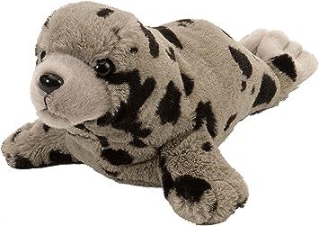 Wild Republic - Peluche Cuddlekins mini foca lobo marino, 20 cm (10862)