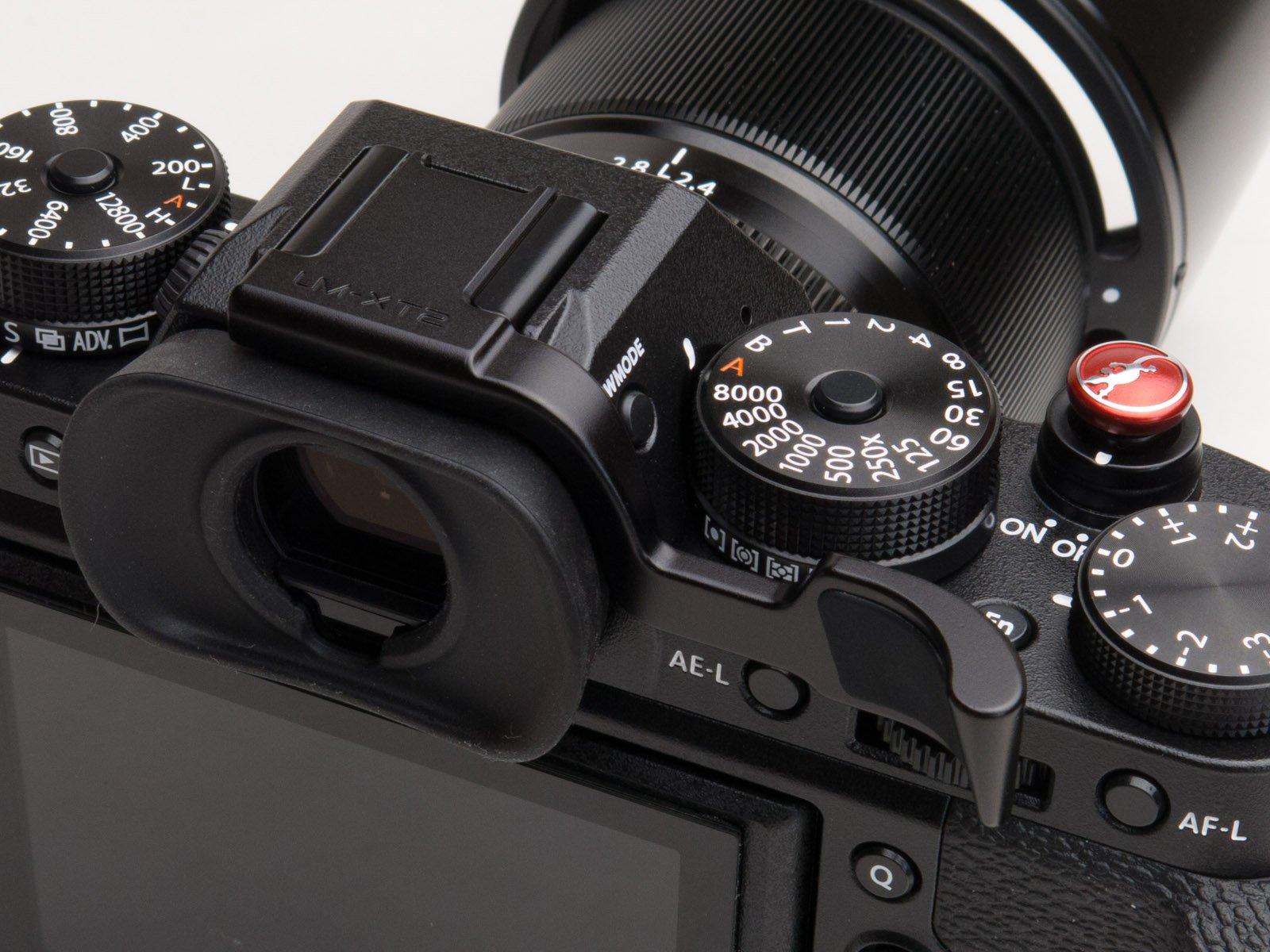 Lensmate Thumb Grip for Fujifilm X-T2 (also fits X-T1) - Black