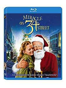 Miracle on 34th Street [Blu-ray]