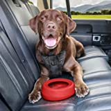 Kurgo K81063 No Spill Dog Travel Bowl | Portable