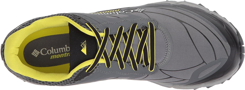 Zour Columbia Mens CALDORADO III Outdry Trail Running Shoe 12 D US ti Grey Steel