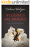 Weddings Are Murder (Susan Henshaw Book 11)