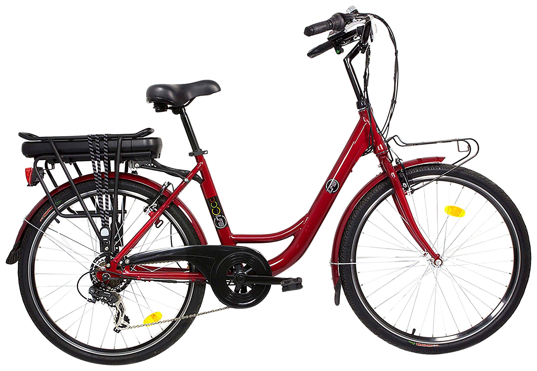 LFB CT26 Vélo électrique Mixte Adulte, Rouge product image