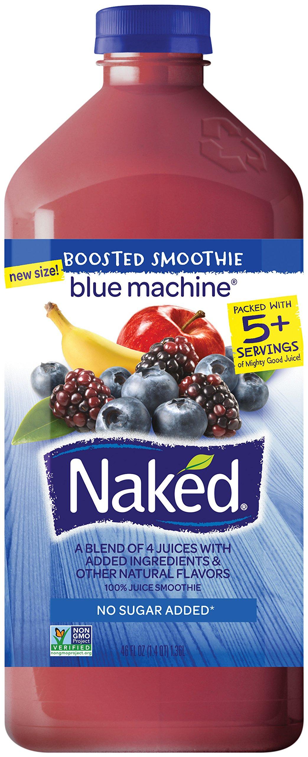 Naked Juice Blue Machine, 46 oz by NAKED JUICE