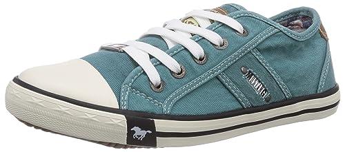 Mustang 1099-302-7, Zapatillas para Mujer: Amazon.es: Zapatos y complementos