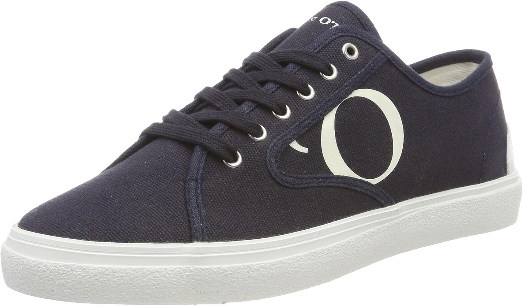 Marc OPolo Sneaker 80314553504600, Zapatillas para Mujer, Azul ...