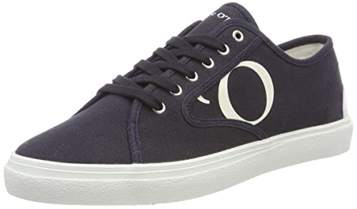 Sneakers MARC O'POLO Dunkelblau Textil Damen Schuhe Marc O