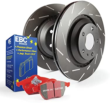 EBC S4KF1496 Stage-4 Signature Brake Kit