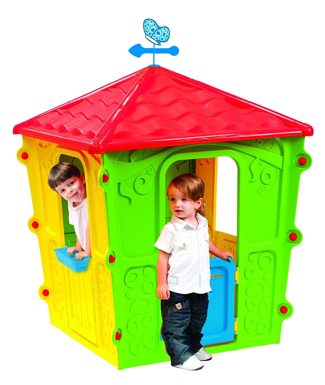 Starplay 56-560 Country Play House Kinderspielhaus aus Kunststoff