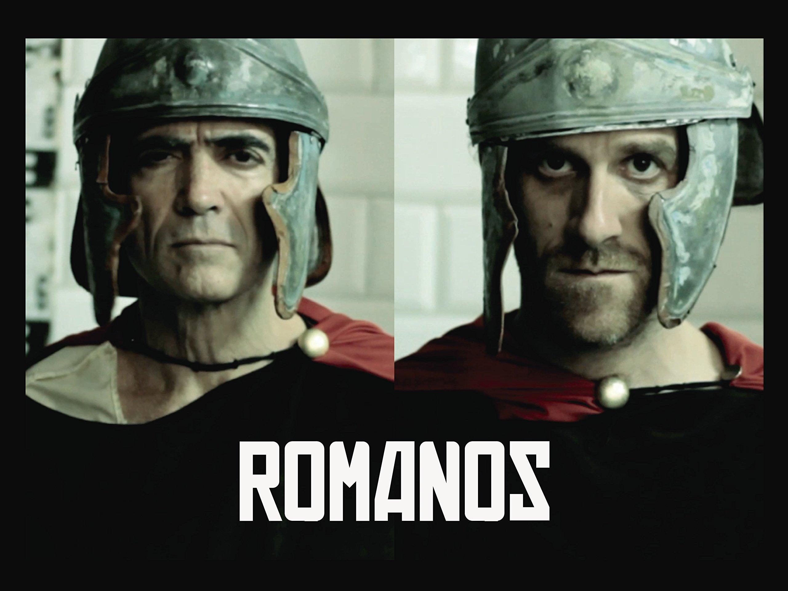 Romanos on Amazon Prime Video UK